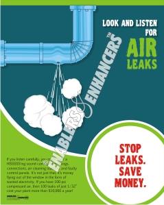 Prevent Energy Leaks