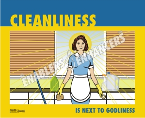 Cleanliness Posters